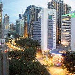 Отель Vortex KLCC Apartments Малайзия, Куала-Лумпур - отзывы, цены и фото номеров - забронировать отель Vortex KLCC Apartments онлайн фото 2