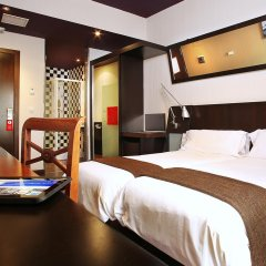 Отель Avenida Gran Via Испания, Мадрид - отзывы, цены и фото номеров - забронировать отель Avenida Gran Via онлайн комната для гостей фото 3