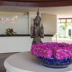Отель Arinara Bangtao Beach Resort интерьер отеля фото 4