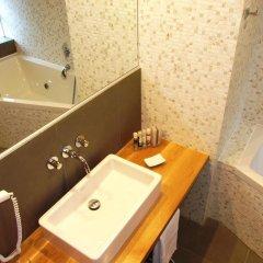 Отель Hanioti Village Resort Греция, Ханиотис - отзывы, цены и фото номеров - забронировать отель Hanioti Village Resort онлайн ванная