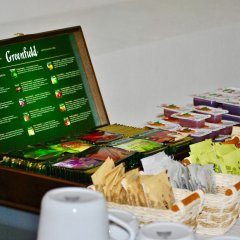 Гостиница Стоуни Айлэнд на Благодатной 12 питание фото 3
