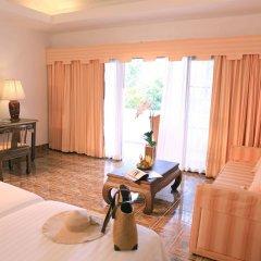 Отель Samui Palm Beach Resort Самуи комната для гостей фото 5