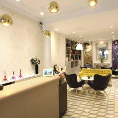 Отель Little Palace Hotel Франция, Париж - 7 отзывов об отеле, цены и фото номеров - забронировать отель Little Palace Hotel онлайн интерьер отеля