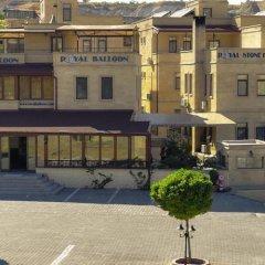 Royal Stone Houses - Goreme Турция, Гёреме - отзывы, цены и фото номеров - забронировать отель Royal Stone Houses - Goreme онлайн балкон