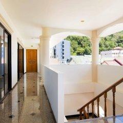 Отель Royal Prince Residence балкон