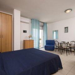 Отель Residence Villa Azzurra Италия, Римини - отзывы, цены и фото номеров - забронировать отель Residence Villa Azzurra онлайн комната для гостей фото 2