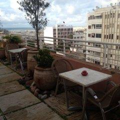 Отель Rihab Hotel Марокко, Рабат - отзывы, цены и фото номеров - забронировать отель Rihab Hotel онлайн балкон