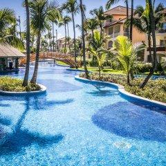 Отель Majestic Colonial Club - Junior Suite Доминикана, Пунта Кана - отзывы, цены и фото номеров - забронировать отель Majestic Colonial Club - Junior Suite онлайн бассейн