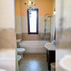 Отель Villa Margherita Лечче ванная фото 2