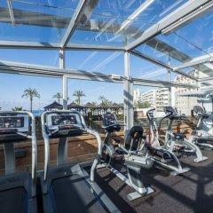 Отель Rosamar & Spa Испания, Льорет-де-Мар - 1 отзыв об отеле, цены и фото номеров - забронировать отель Rosamar & Spa онлайн фитнесс-зал фото 4