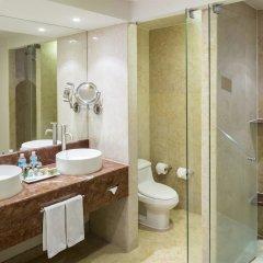 Отель Real Inn Guadalajara Expo ванная