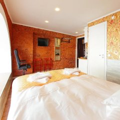 Мини-Отель Аморе Стандартный номер с двуспальной кроватью фото 22