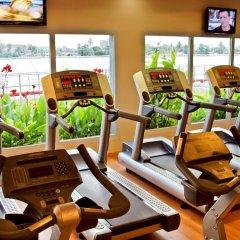 Отель Radisson Blu Anchorage Лагос фитнесс-зал фото 4