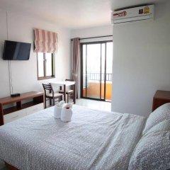 I-Home Residence and Hotel сейф в номере