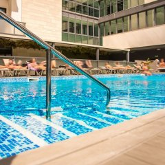 Hotel Da Rocha бассейн фото 3