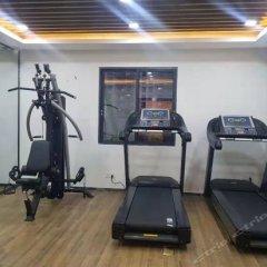 Отель Insail Hotels (Huanshi Road Taojin Metro Station Guangzhou ) фитнесс-зал фото 2