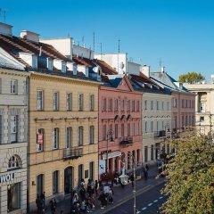 Отель My Warsaw Place Польша, Варшава - отзывы, цены и фото номеров - забронировать отель My Warsaw Place онлайн балкон