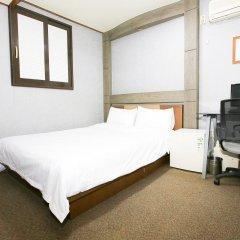 Отель Goodstay Daegwallyeongsanbang Южная Корея, Пхёнчан - отзывы, цены и фото номеров - забронировать отель Goodstay Daegwallyeongsanbang онлайн комната для гостей фото 2