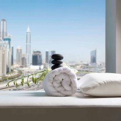Отель Pullman Dubai Jumeirah Lakes Towers комната для гостей фото 3