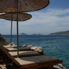 Kulube Hotel пляж