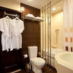 Гостиница Инсайд-Транзит ванная фото 3