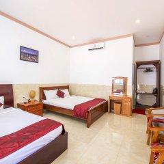 Отель Hanh Ngoc Bungalow комната для гостей фото 4