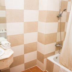 Отель Alanbat Hotel Иордания, Вади-Муса - отзывы, цены и фото номеров - забронировать отель Alanbat Hotel онлайн ванная