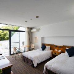 Отель Ashizuri Thermae Тосасимидзу комната для гостей