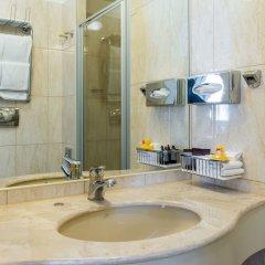 My City hotel ванная фото 3