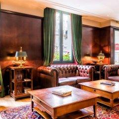Отель Villa Panthéon Франция, Париж - 3 отзыва об отеле, цены и фото номеров - забронировать отель Villa Panthéon онлайн интерьер отеля