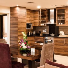 Dunes Hotel Apartments Oud Metha в номере