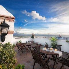 Отель Restaurante Blanco y Verde Испания, Кониль-де-ла-Фронтера - отзывы, цены и фото номеров - забронировать отель Restaurante Blanco y Verde онлайн приотельная территория