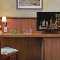 Отель Intercityhotel Munchen Мюнхен интерьер отеля фото 2