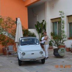 Отель Cuor Di Puglia Альберобелло парковка