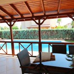 Paradise Town Villa Alison Турция, Белек - отзывы, цены и фото номеров - забронировать отель Paradise Town Villa Alison онлайн бассейн фото 2