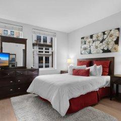 Отель Bluebird Suites DC Financial District США, Вашингтон - отзывы, цены и фото номеров - забронировать отель Bluebird Suites DC Financial District онлайн комната для гостей фото 5