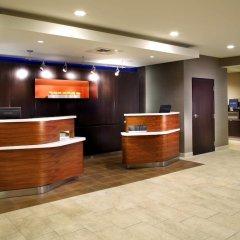 Отель Courtyard Columbus Airport США, Колумбус - отзывы, цены и фото номеров - забронировать отель Courtyard Columbus Airport онлайн интерьер отеля фото 2