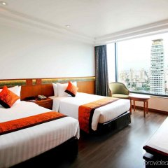 Bangkok Hotel Lotus Sukhumvit Бангкок комната для гостей фото 4