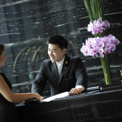 Отель InterContinental Chengdu Global Center интерьер отеля