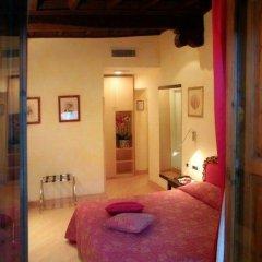 Отель De Petris Рим сауна