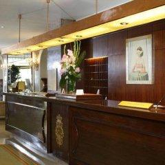 Hotel de La Ville интерьер отеля
