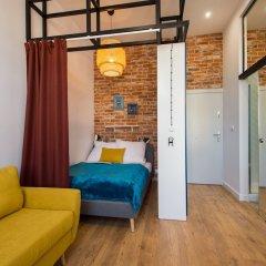 Отель Bliss Apartaments San Francisco Польша, Познань - отзывы, цены и фото номеров - забронировать отель Bliss Apartaments San Francisco онлайн комната для гостей фото 5