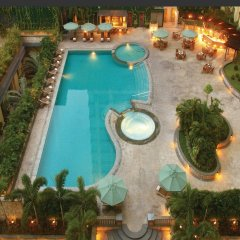 Отель New Coast Hotel Manila Филиппины, Манила - отзывы, цены и фото номеров - забронировать отель New Coast Hotel Manila онлайн бассейн