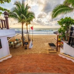 Отель Andaman White Beach Resort Таиланд, пляж Банг-Тао - 3 отзыва об отеле, цены и фото номеров - забронировать отель Andaman White Beach Resort онлайн пляж