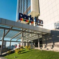 Гостиница Park Inn by Radisson Kyiv Troyitska Украина, Киев - 1 отзыв об отеле, цены и фото номеров - забронировать гостиницу Park Inn by Radisson Kyiv Troyitska онлайн приотельная территория