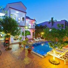 Отель Hoi An Life Homestay бассейн