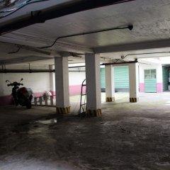 Отель Suites Marne Мехико парковка