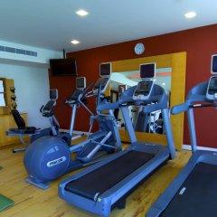 Отель Hilton Garden Inn Riyadh Olaya фитнесс-зал