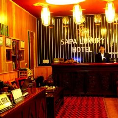 Отель Sapa Luxury Шапа гостиничный бар