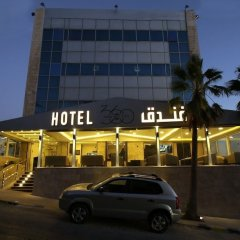 360 Hotel парковка